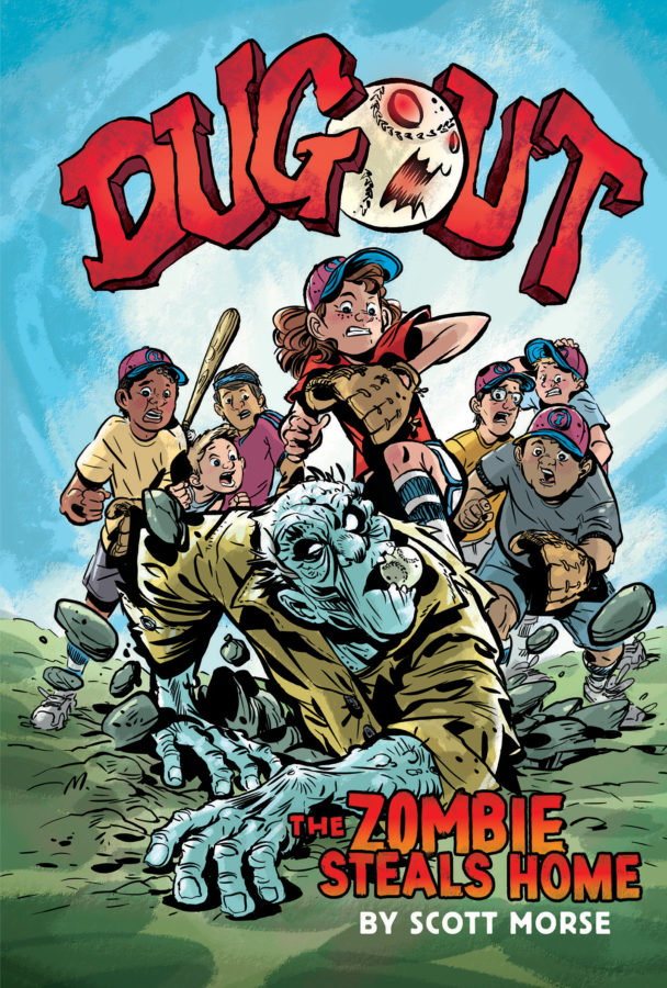 Scott Morse - Dugout: The Zombie Steals Home