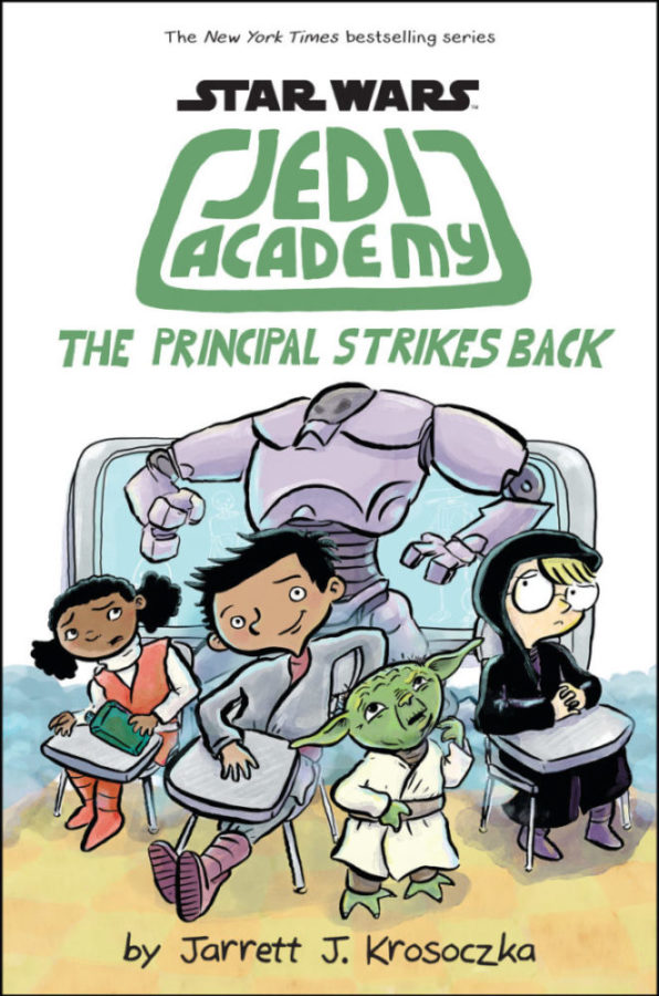 Jarrett J. Krosoczka - Principal Strikes Back, The