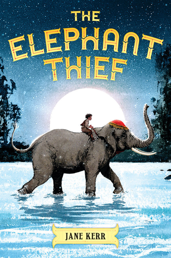 Jane Kerr - The Elephant Thief