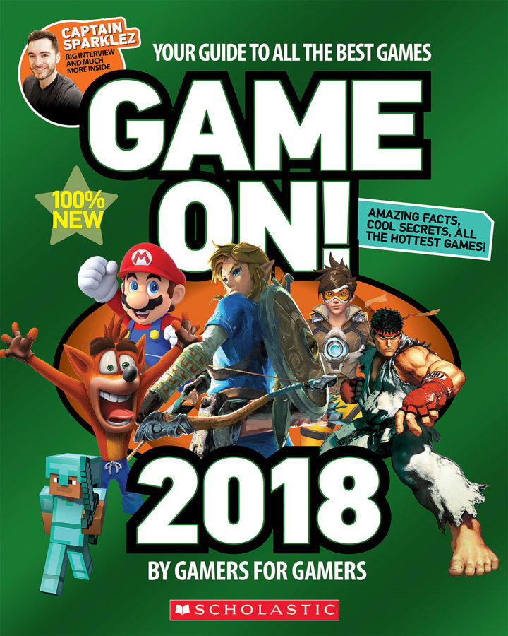 Scholastic - Game On! 2018