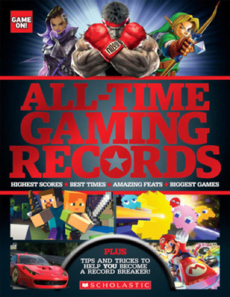 Scholastic - All-Time Gaming Records
