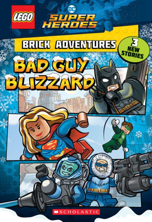 Liz Marsham - Bad Guy Blizzard