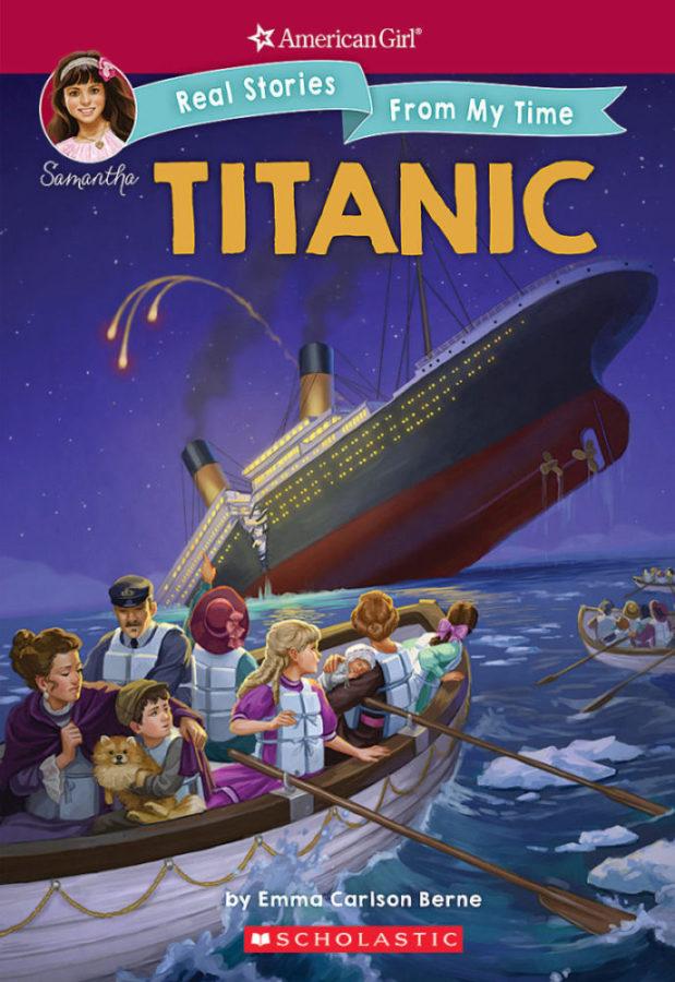 Emma Carlson Berne - Titanic