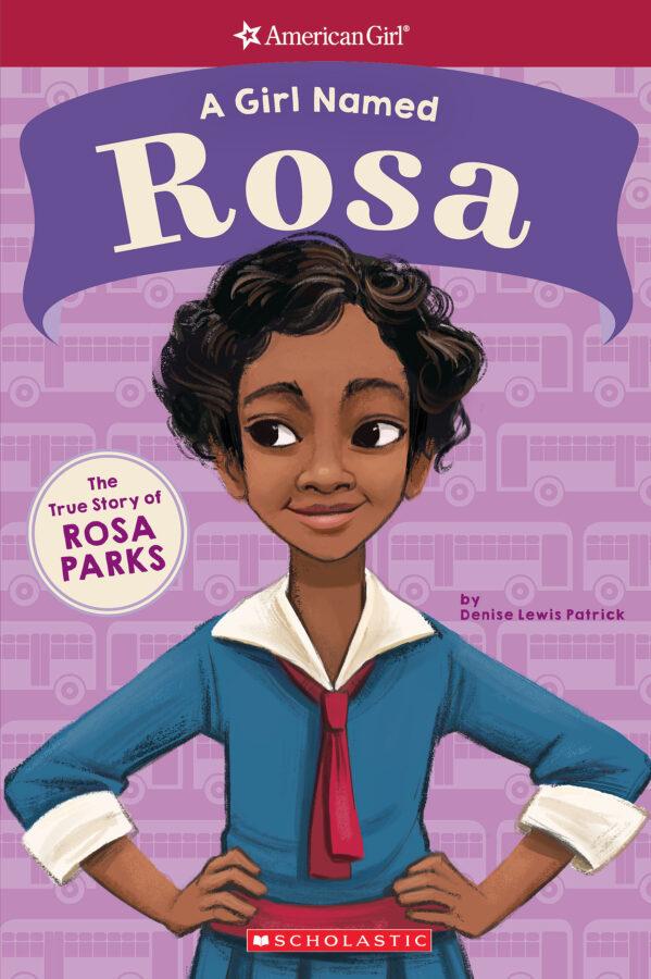 Denise Lewis Patrick - A Girl Named Rosa
