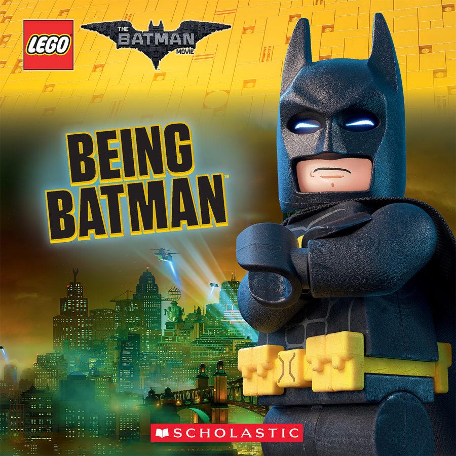Michael Petranek - Being Batman