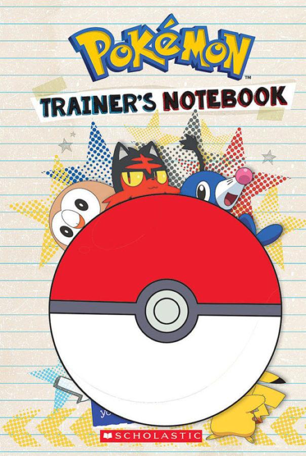Sonia Sander - Pokémon: Trainer's Notebook