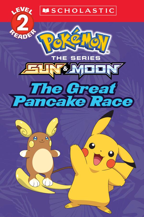 Jeanette Lane - The Great Pancake Race