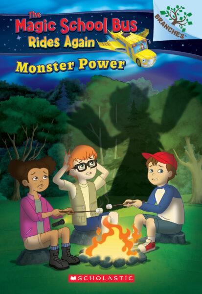 Judy Katschke - Monster Power