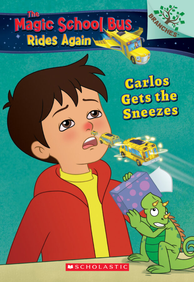 Judy Katschke - Carlos Gets the Sneezes