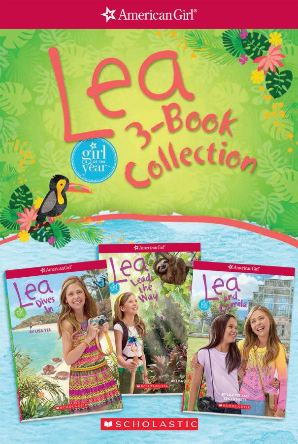 Kellen Hertz - Lea 3-Book Collection