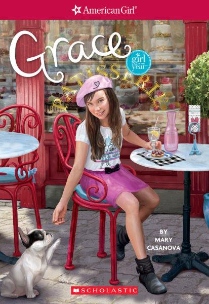Mary Casanova - Grace