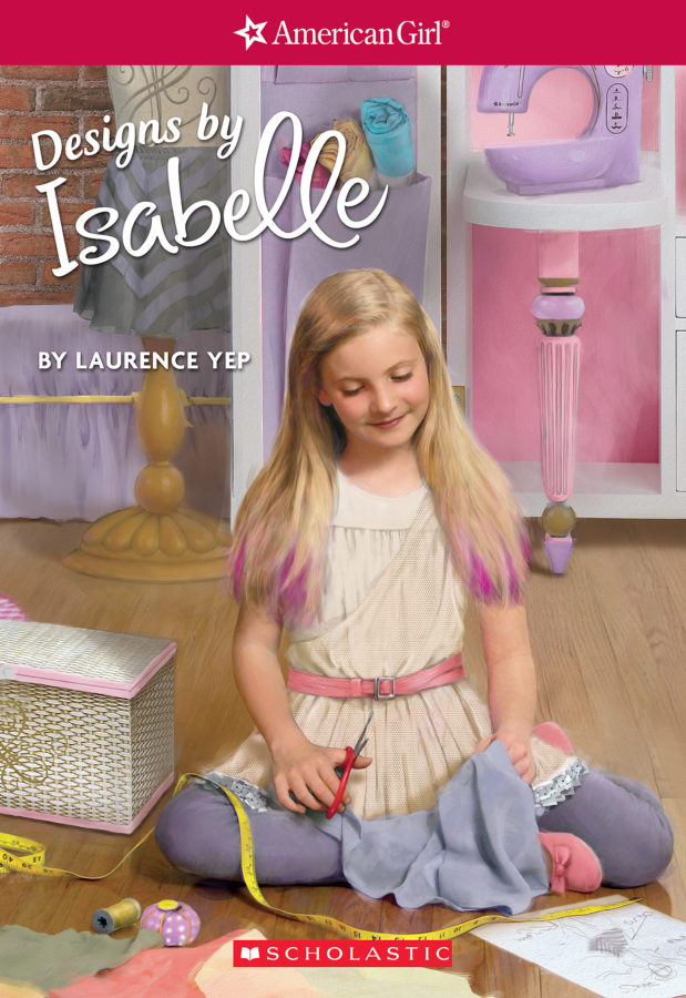 Laurence Yep - Designs by Isabelle