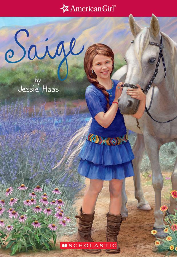 Jessie Haas - Saige