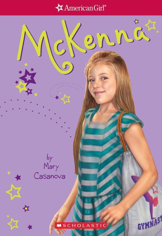 Mary Casanova - McKenna
