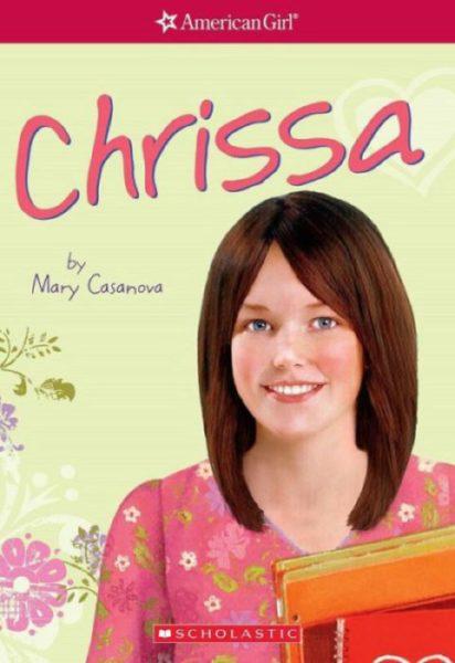 Mary Casanova - Chrissa