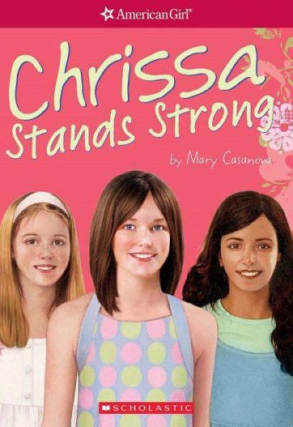 Mary Casanova - Chrissa Stands Strong