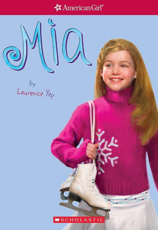 Laurence Yep - Mia