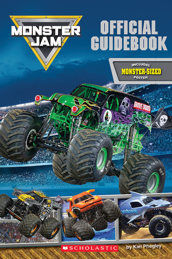 Kiel Phegley - Monster Jam Official Guidebook
