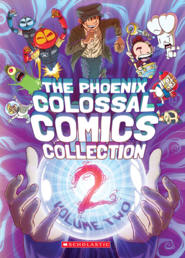 Various - Phoenix Colossal Comics Collection, The: Volume Two