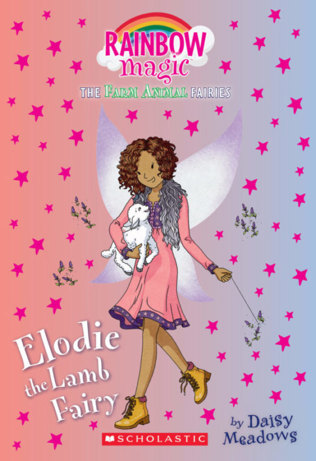 Daisy Meadows - Elodie the Lamb Fairy