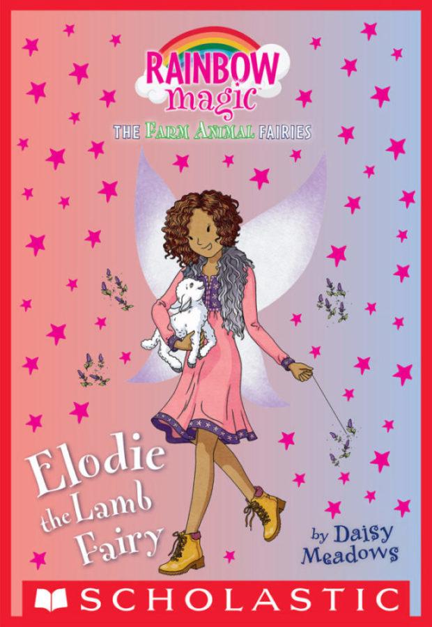 Daisy Meadows - Elodie the Lamb Fairy