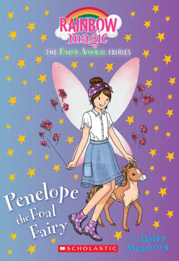 Daisy Meadows - Penelope the Foal Fairy