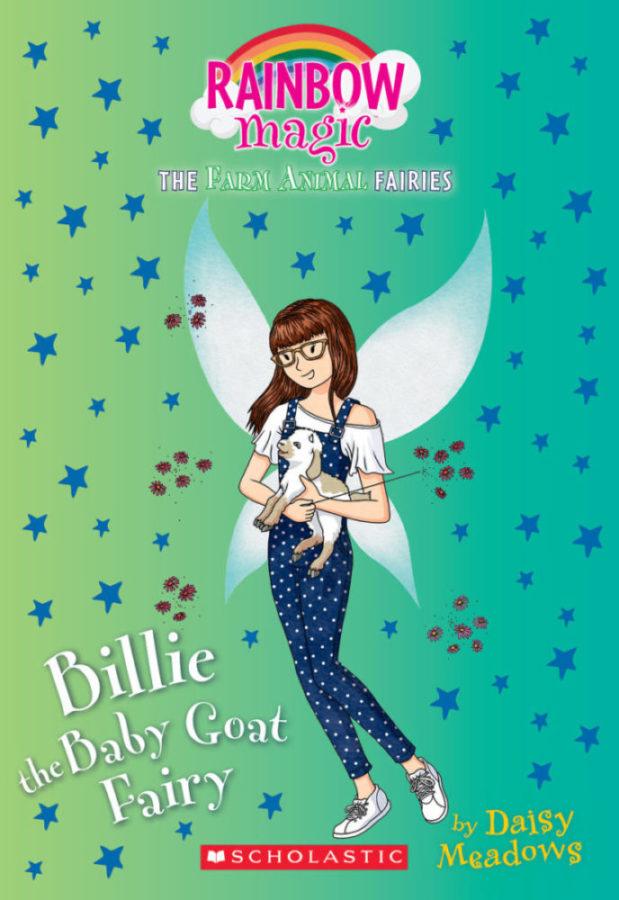 Daisy Meadows - Billie the Baby Goat Fairy
