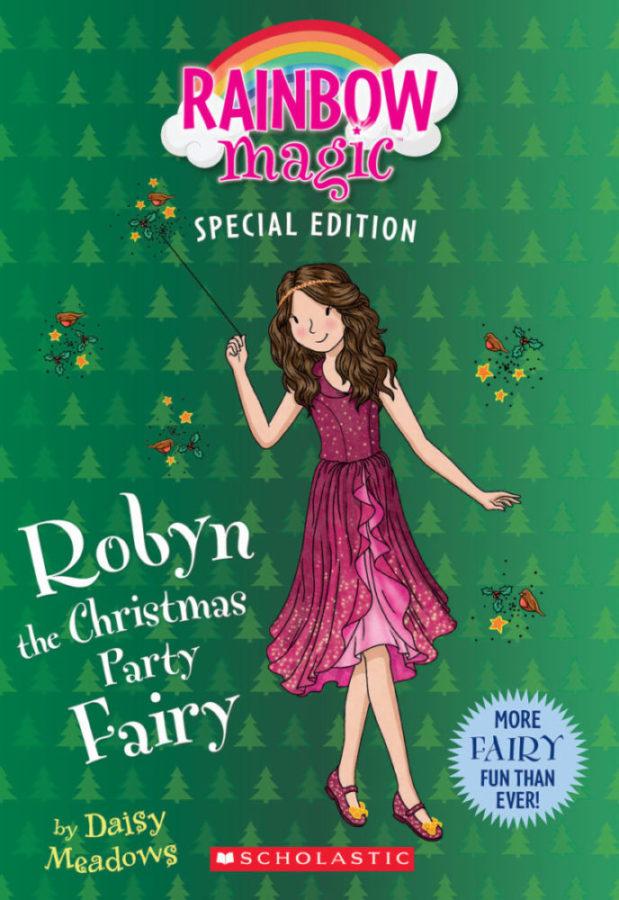 Daisy Meadows - Robyn the Christmas Party Fairy