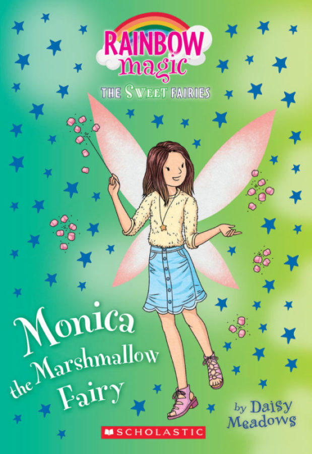 Daisy Meadows - Monica the Marshmallow Fairy