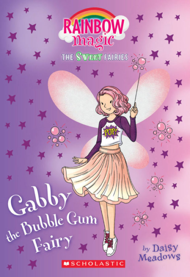 Daisy Meadows - Gabby the Bubble Gum Fairy