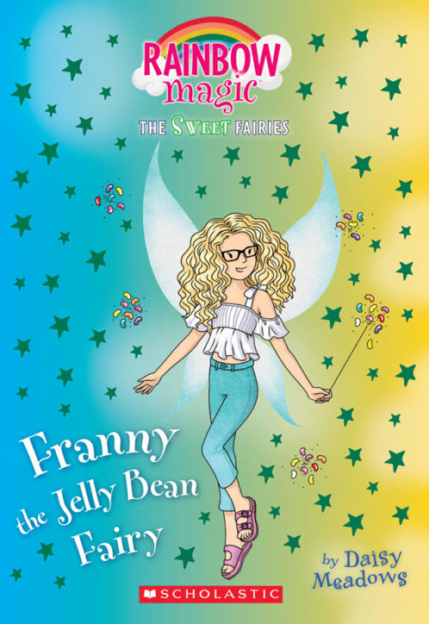 Daisy Meadows - Franny the Jelly Bean Fairy