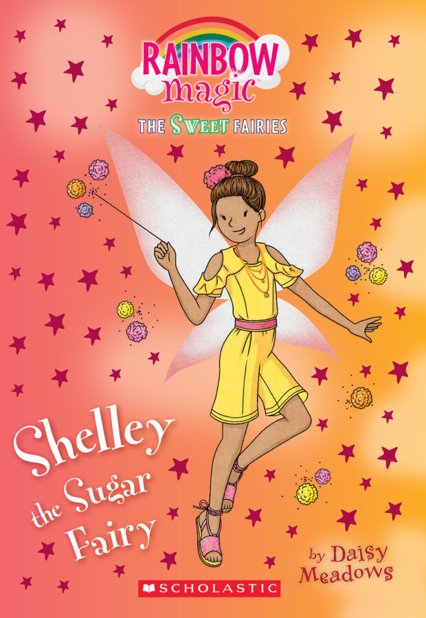 Daisy Meadows - Shelley the Sugar Fairy