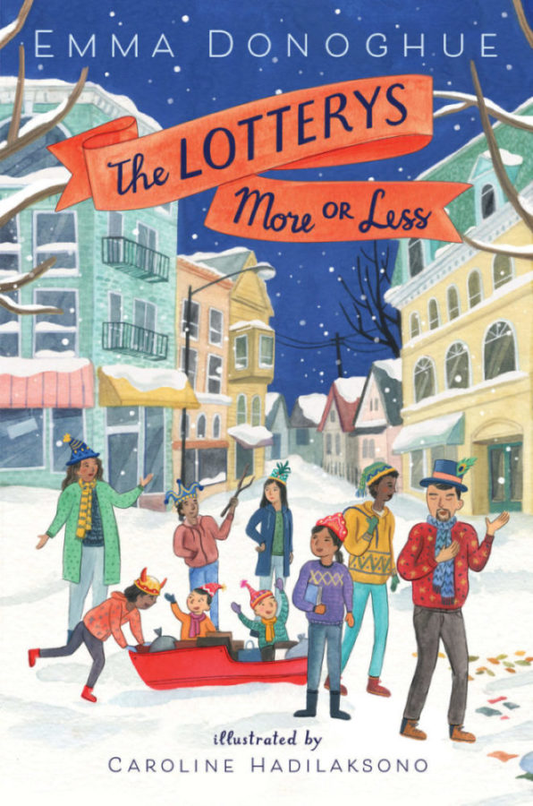 Emma Donoghue - The Lotterys More or Less