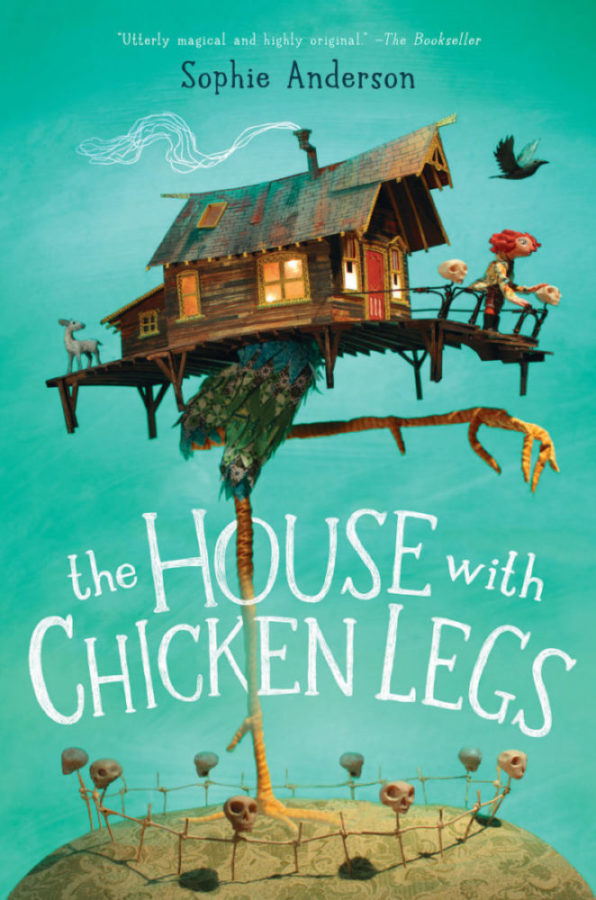 Sophie Anderson - The House with Chicken Legs