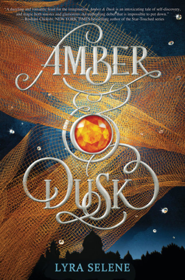Lyra Selene - Amber & Dusk