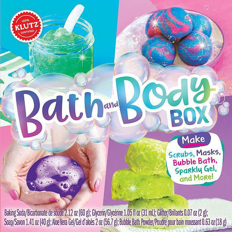 Editors of Klutz - Bath and Body Box