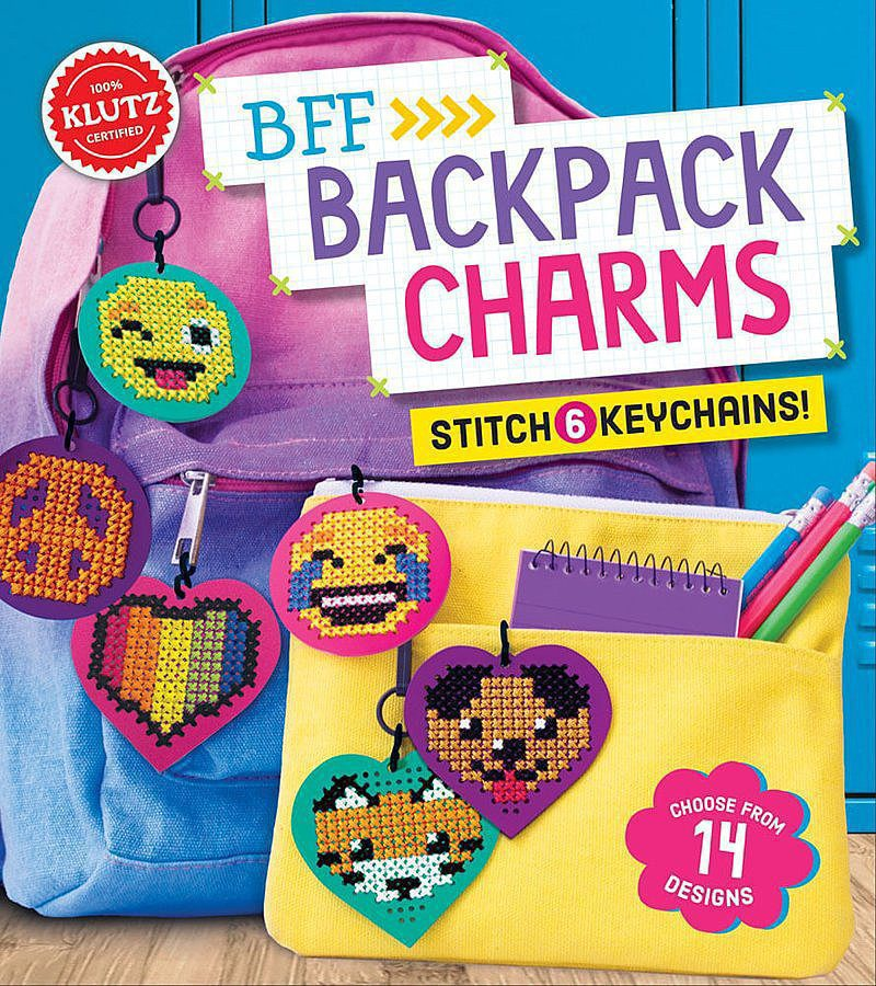 Editors of Klutz - BFF Backpack Charms