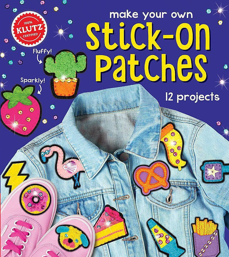Editors of Klutz - Make Your Own Stick-On Patches