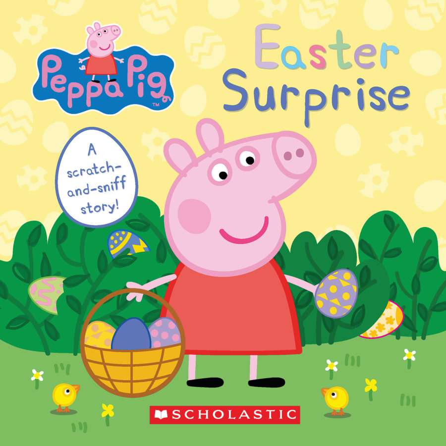 Scholastic - Easter Surprise