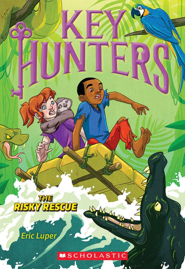 Eric Luper - Risky Rescue, The