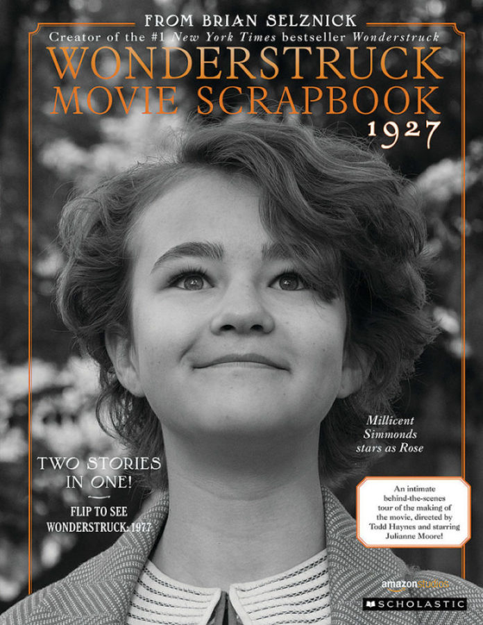 Brian Selznick - The Wonderstruck Movie Scrapbook