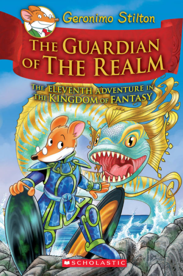 Geronimo Stilton - Guardian of the Realm, The