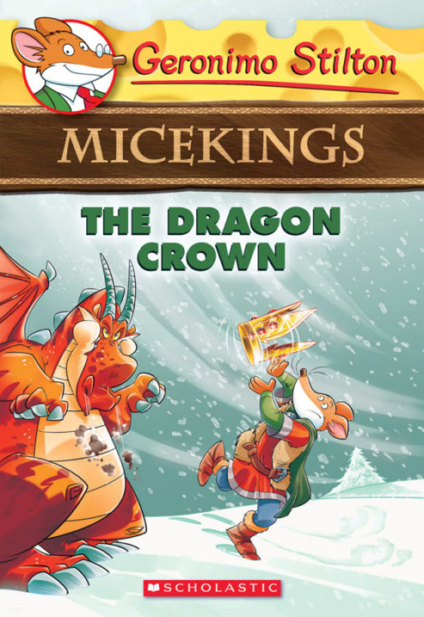 Geronimo Stilton - Dragon Crown, The