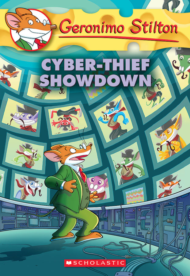 Geronimo Stilton - Cyber-Thief Showdown