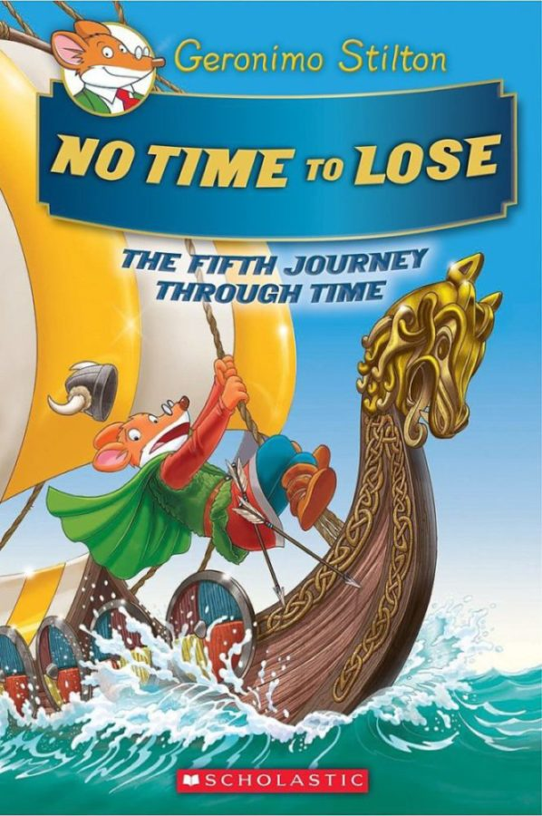 Geronimo Stilton - No Time to Lose