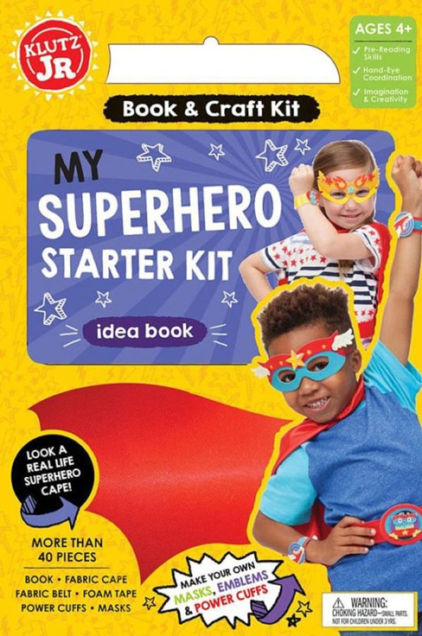 Editors of Klutz - My Superhero Starter Kit