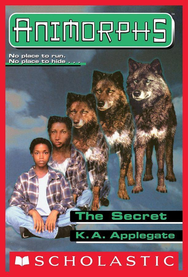 K. A. Applegate - The Secret