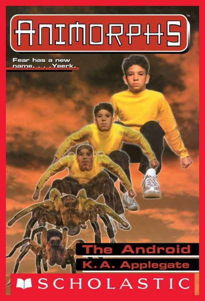 K. A. Applegate - The Android