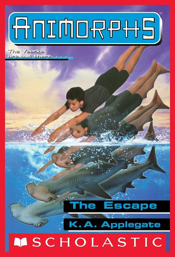 K. A. Applegate - The Escape