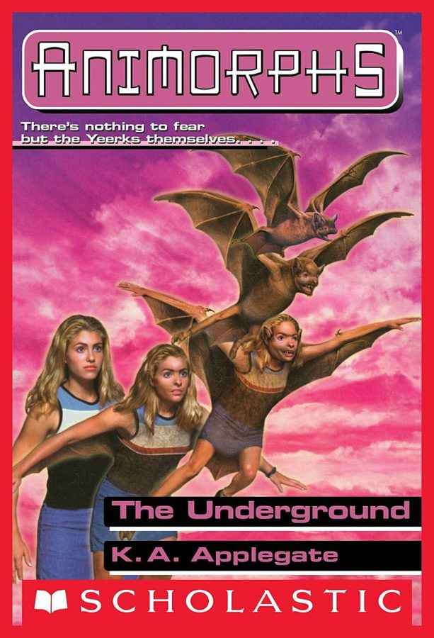 K. A. Applegate - Animorphs #17: The Underground